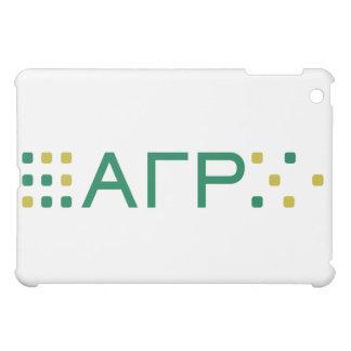 Alpha Gamma Rho - Letters Horizontal Case For The iPad Mini