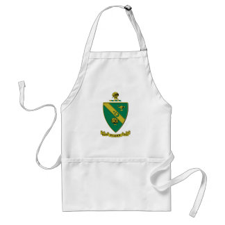 Alpha Gamma Rho Official Coat of Arms Adult Apron