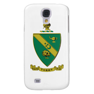 Alpha Gamma Rho Official Coat of Arms Samsung Galaxy S4 Cover