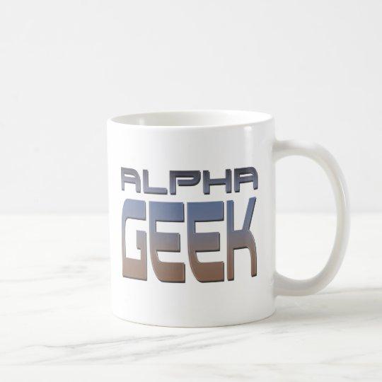 Alpha Geek Mug