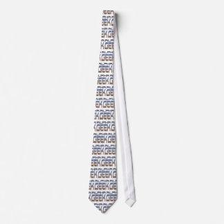 Alpha Geek Tie
