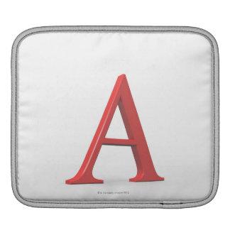 Alpha iPad Sleeves
