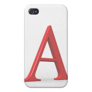 Alpha Covers For iPhone 4