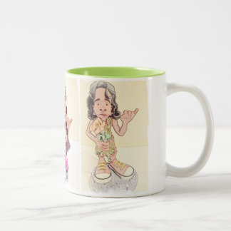 Alpha Kappa Alpha Sorority Mug
