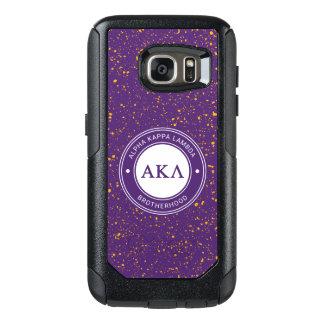 Alpha Kappa Lambda | Badge OtterBox Samsung Galaxy S7 Case