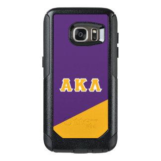 Alpha Kappa Lambda | Greek Letters OtterBox Samsung Galaxy S7 Case