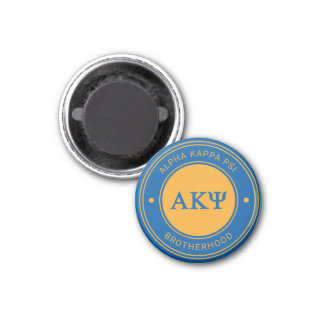 Alpha Kappa Psi | Badge Magnet
