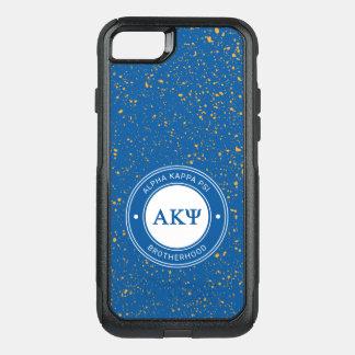 Alpha Kappa Psi | Badge OtterBox Commuter iPhone 8/7 Case