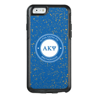 Alpha Kappa Psi | Badge OtterBox iPhone 6/6s Case
