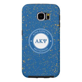 Alpha Kappa Psi | Badge Samsung Galaxy S6 Case