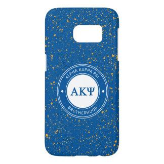 Alpha Kappa Psi | Badge Samsung Galaxy S7 Case