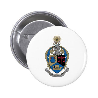 Alpha Kappa Psi - Coat of Arms 2 Inch Round Button