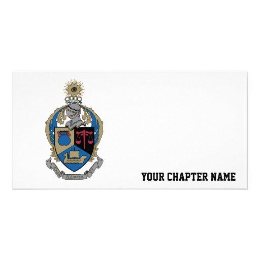 Alpha Kappa Psi - Coat of Arms Card