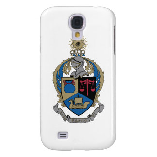 Alpha Kappa Psi - Coat of Arms Galaxy S4 Cover