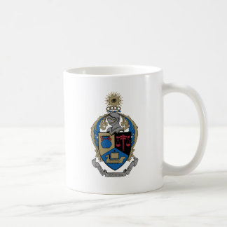 Alpha Kappa Psi - Coat of Arms Coffee Mug