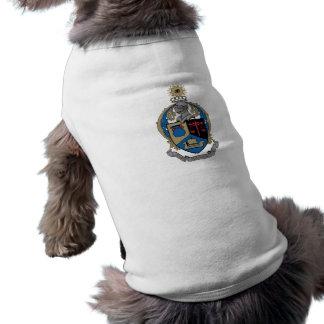 Alpha Kappa Psi - Coat of Arms Doggie T-shirt