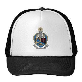 Alpha Kappa Psi - Coat of Arms Trucker Hats