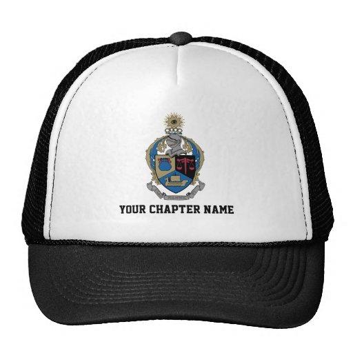 Alpha Kappa Psi - Coat of Arms Hat