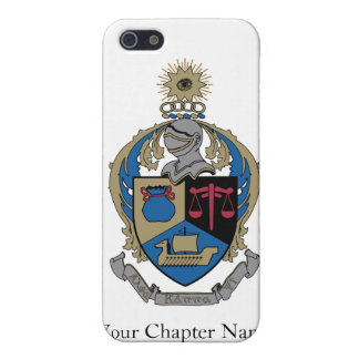 Alpha Kappa Psi - Coat of Arms Cover For iPhone 5