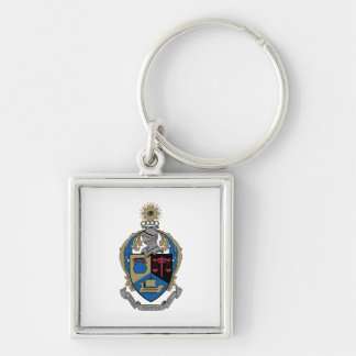 Alpha Kappa Psi - Coat of Arms Key Chain