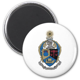 Alpha Kappa Psi - Coat of Arms Magnets