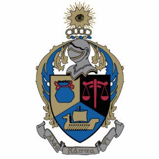 Alpha Kappa Psi - Coat of Arms Photo Cutout