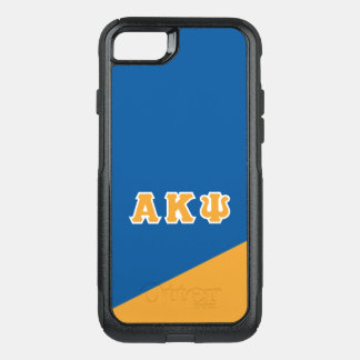 Alpha Kappa Psi | Greek Letters OtterBox Commuter iPhone 8/7 Case