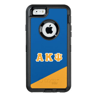Alpha Kappa Psi | Greek Letters OtterBox Defender iPhone Case