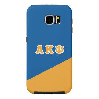 Alpha Kappa Psi | Greek Letters Samsung Galaxy S6 Case