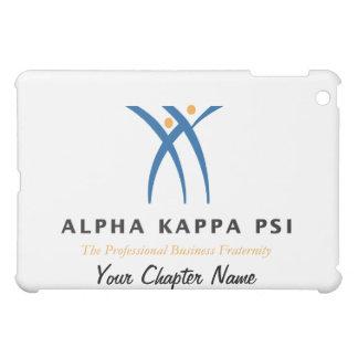 Alpha Kappa Psi Name and Logo Case For The iPad Mini