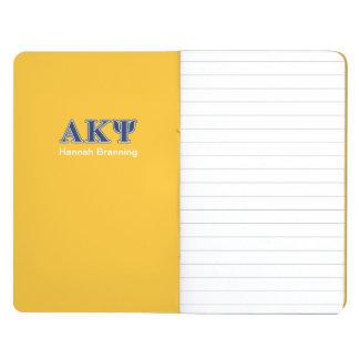 Alpha Kappa Psi Navy Letters Journals