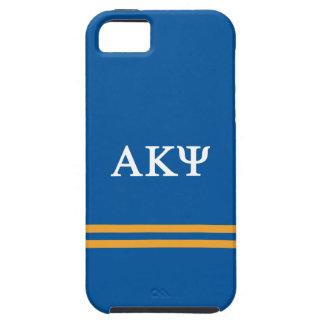 Alpha Kappa Psi | Sport Stripe iPhone SE/5/5s Case