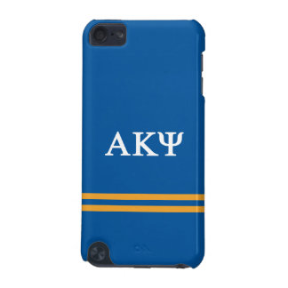 Alpha Kappa Psi | Sport Stripe iPod Touch (5th Generation) Cover