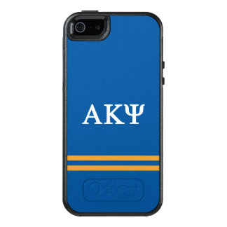 Alpha Kappa Psi | Sport Stripe OtterBox iPhone 5/5s/SE Case