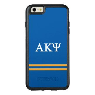 Alpha Kappa Psi | Sport Stripe OtterBox iPhone 6/6s Plus Case