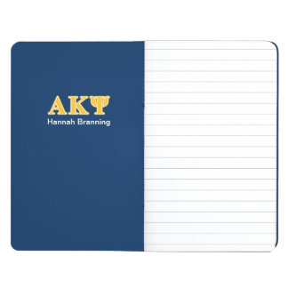 Alpha Kappa Psi Yellow Letters Journal