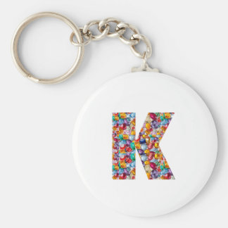 Alpha kay ppp Fashion Clothing Gifts Jewel k p fun Key Chain
