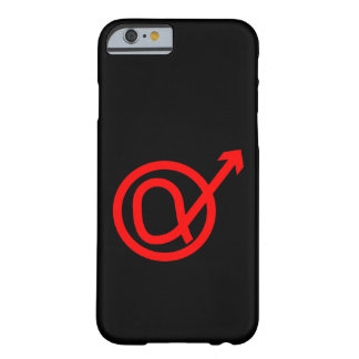 Alpha Male Sign Barely There iPhone 6 Case