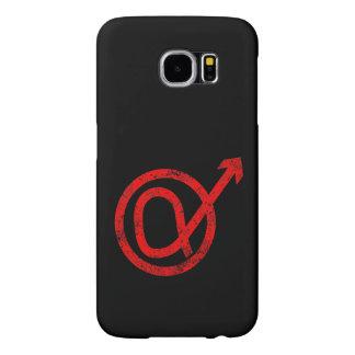 Alpha Male Sign Samsung Galaxy S6 Case