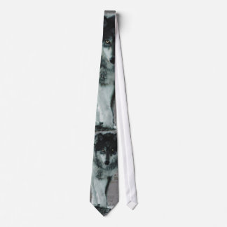Alpha Male Timber Wolf Wildlife Necktie