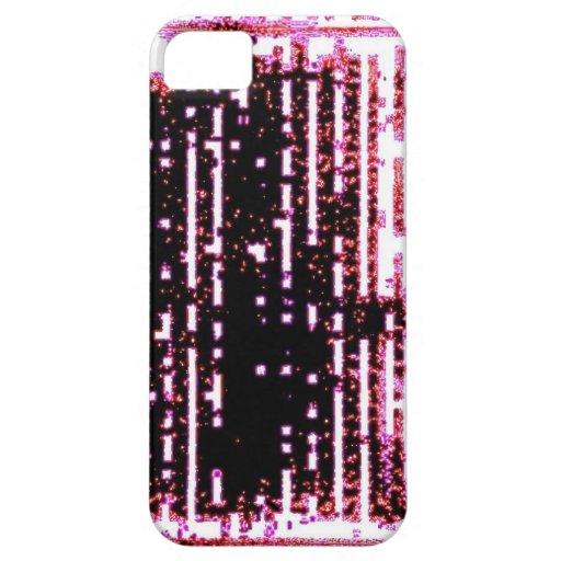 Alpha Matrix iPhone 5 Cases