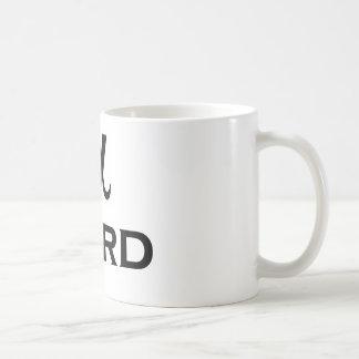 alpha nerd coffee mug