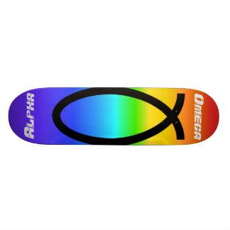 Alpha-Omega Board: Noah's Ark Skateboard