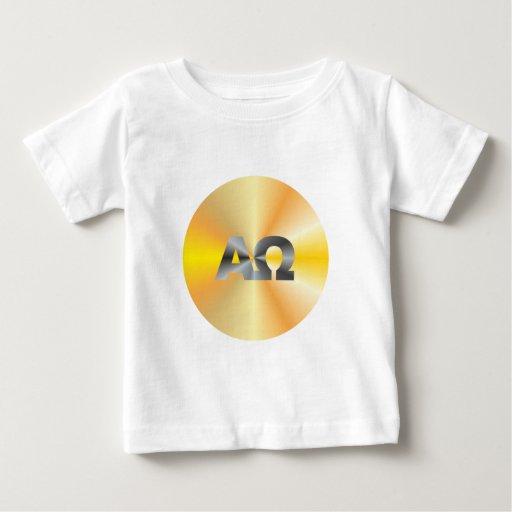 Alpha omega infant t-shirt