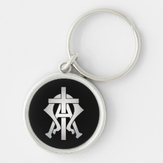 Alpha & Omega Key Chains