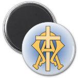 Alpha & Omega Magnet