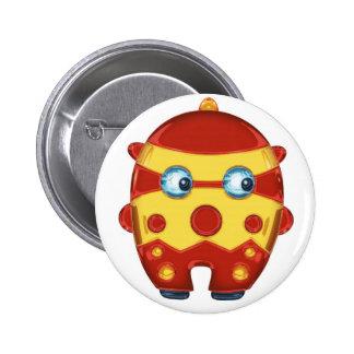 Alpha Ornament Button