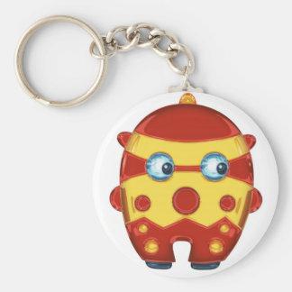 Alpha Ornament Keychain