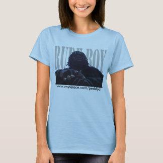 alpha peddy copy, www.myspace.com/peddyd T-Shirt
