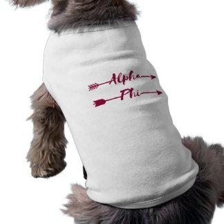 Alpha Phi | Arrows T-Shirt